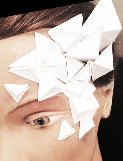 sculpture paper art